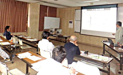 kubota社による新製品講習会
